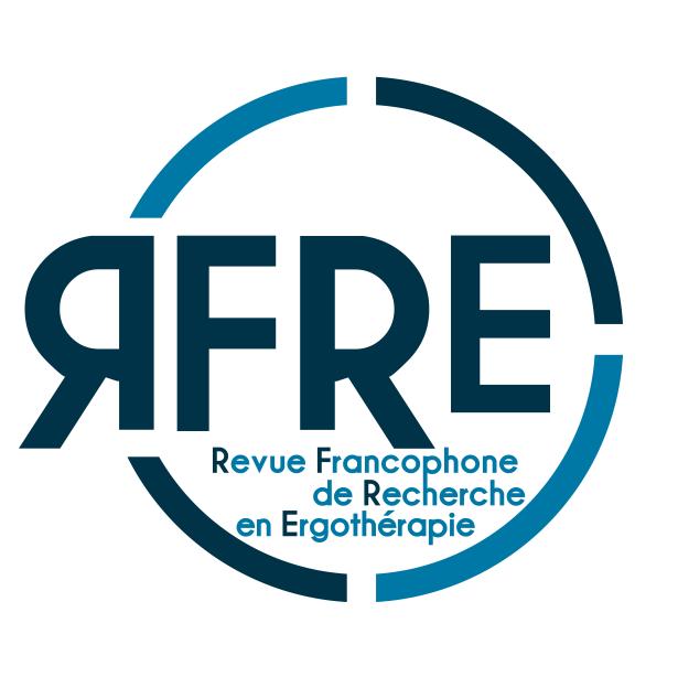 La Revue Francophone de Recherche en Ergothérapie en ligne